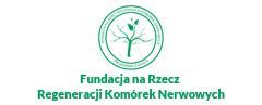 logo Fundacja na rzecz regeneracji komórek nerwowych
