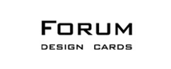 logo Forum Design Cards