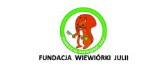logo Fundacja Wiewiórki Julii
